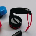 Poignée ergonomique tourne-bouton