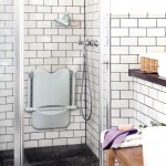 Etac Relax : Siège de douche rabattable