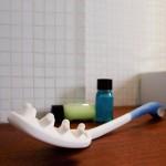 Brosse à shampooing Etac Beauty