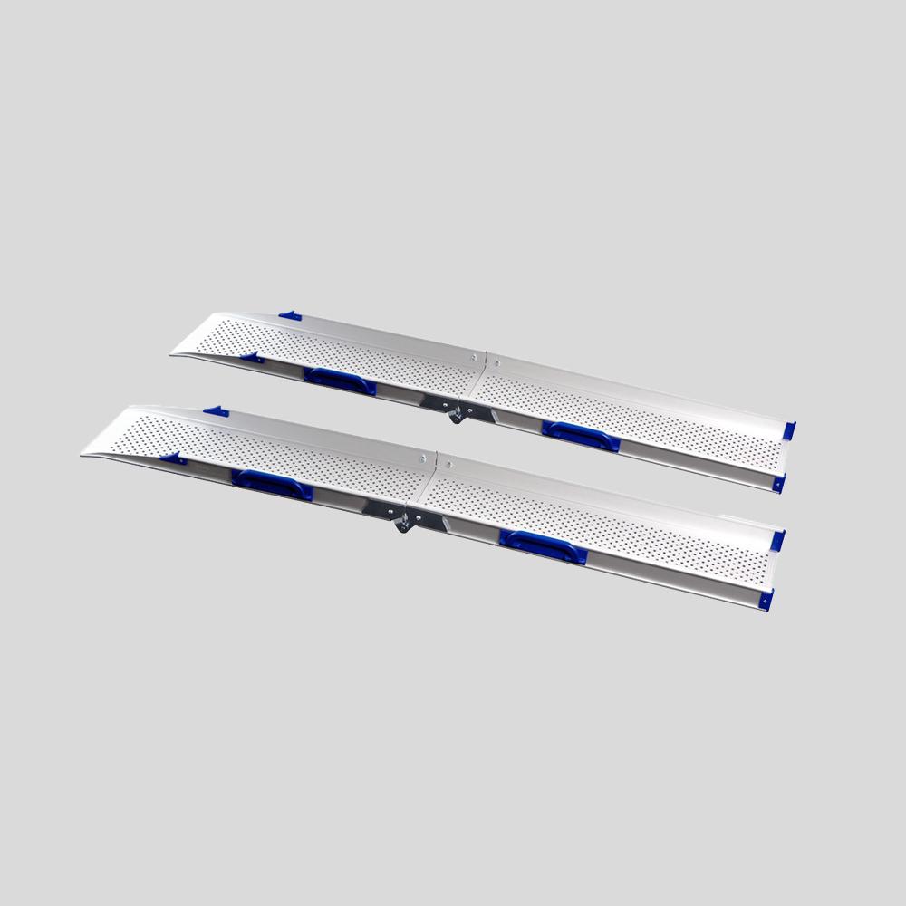 Rampe portable pliable