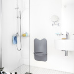 Siège de douche design